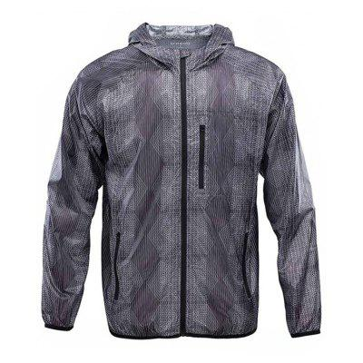 Water-resistance Portable Sun Protection Jacket