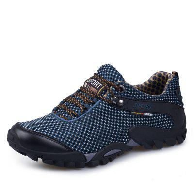 Men Lace-up Sport Shoes desai luxury italy brand men s genuine leather classic dress shoes lace up business summer male derby shoes ds201608 11