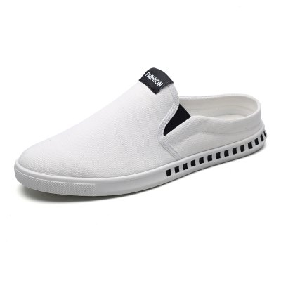 Fashionable Slip-on Flat Shoes for Men winter slippers men leather warm plush slippers home slide indoor men shoes man slippers size 42 45 mens shoes zapatos hombre 11
