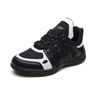 Men Fashionable Lace-up Shoes with Mesh Fabric men fashionable lace up shoes with mesh fabric