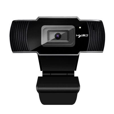 HXSJ S70 500 Million Pixel Auto Focusing Webcam Web Camera
