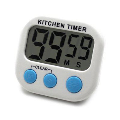 103 Large Screen Digital Kitchen Timer tomato kitchen mechanical timer
