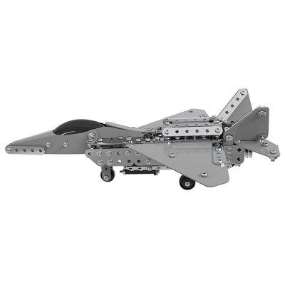 MoFun SW - 024 Alloy Building Blocks Aircraft Toy 485pcs xipoo the battleship military series 6 in 1 brick blocks patrol boat aircraft carrier helicopter warship compatible assemble toy