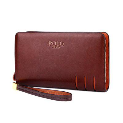 VICUNAPOLO V301 PU Lightweight Men Wallet