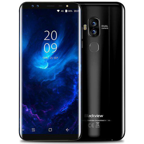 Blackview S8 Black Cell Phones Sale Price Reviews Gearbest