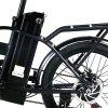 Samebike JG - 20 Smart Folding Bike Moped Electric Bike E-bike - BLACK