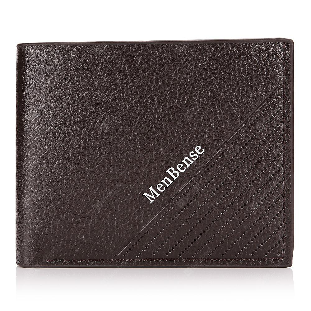 Simple Stylish Leather Men Wallet