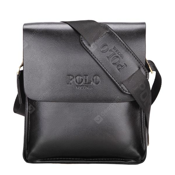 VICUNAPOLO Men PU Shoulder Bag