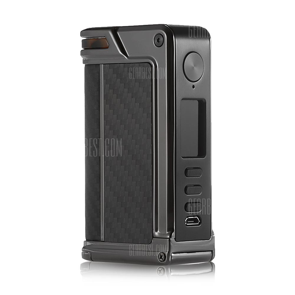 Gearbest Lost Vape Paranormal DNA250C TC Box Mod - GRAY DOLPHIN 200 - 600F / 1 - 200W