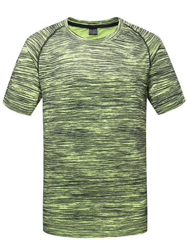 Men Outdoor Quick-Dry T-shirt