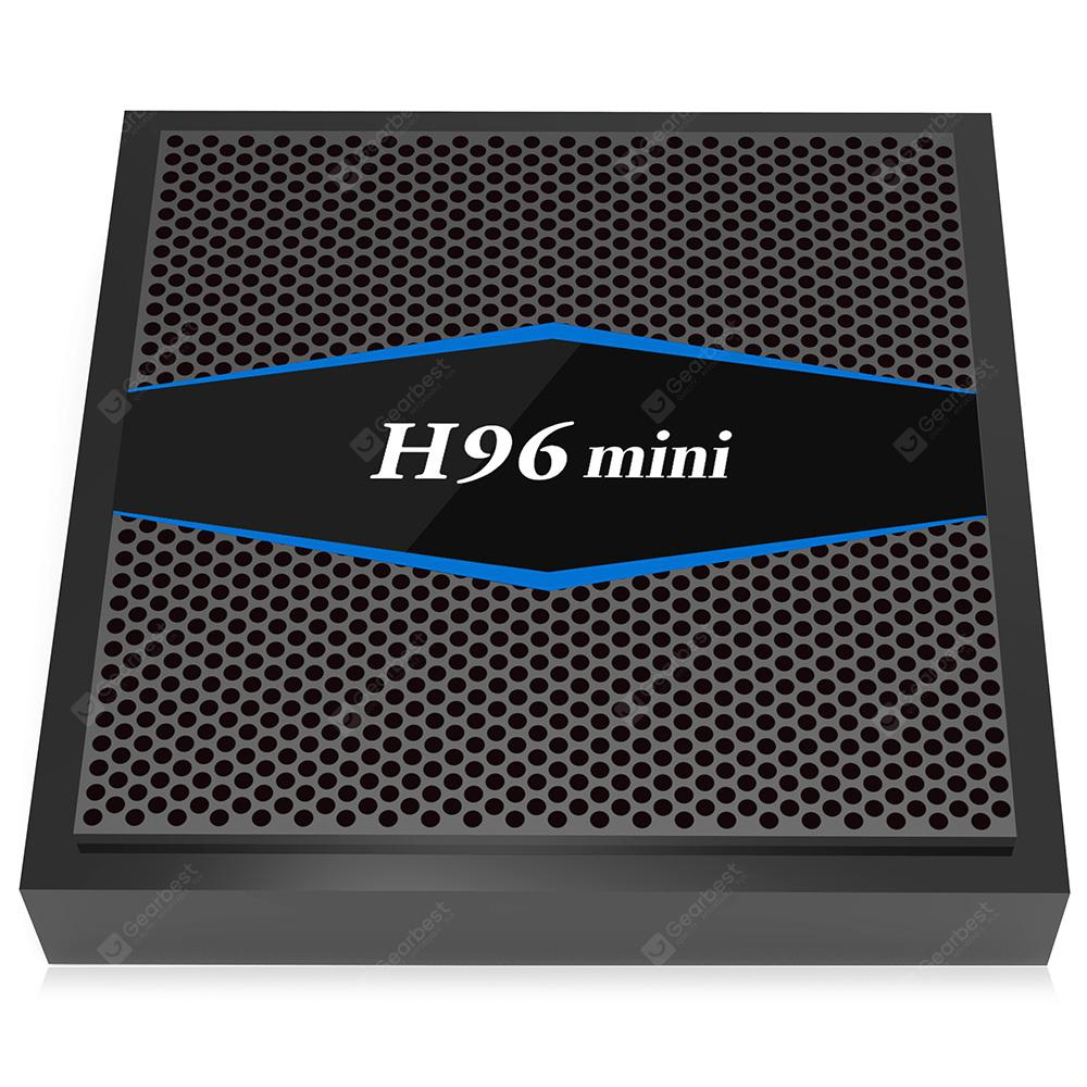 Bons Plans Gearbest Amazon - H96 mini TV Box