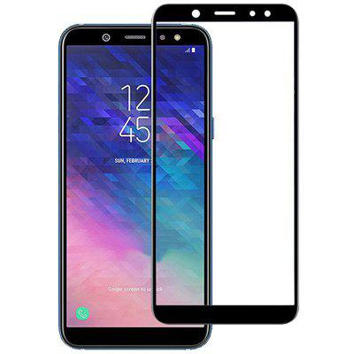 Naxtop Full Screen Coverage Film for Samsung Galaxy A6+ ( 2018 )