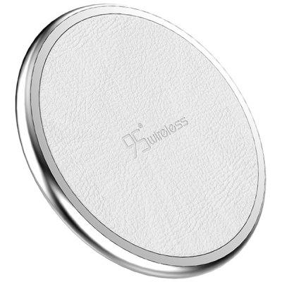 Qi Fast Wireless Charger for iPhone 8 / 8 Plus Compatible With SamsungS7 / S8 / S9 compatible p vip 230w 0 8 e20 8 projector lamp np19lp bulb for u250x u260w