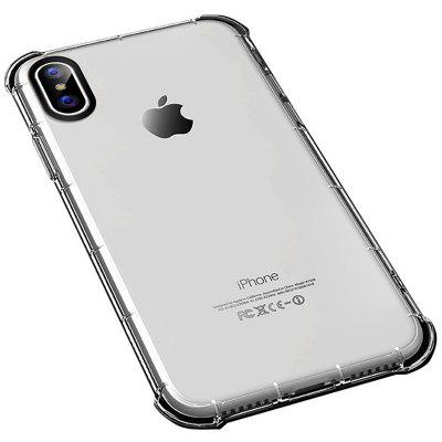 Shatter-resistant Soft Protective Case for iPhone X