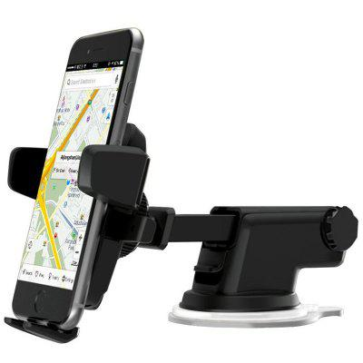 Supporto per Cruscotto Tergicristallo a 360 gradi GPS PDA Mobile
