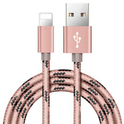 8 Pin USB Data Sync Cable Charging Line 100cm