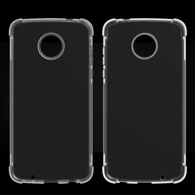 Luanke TPU Protective Phone Case for Motorola Z2 Play