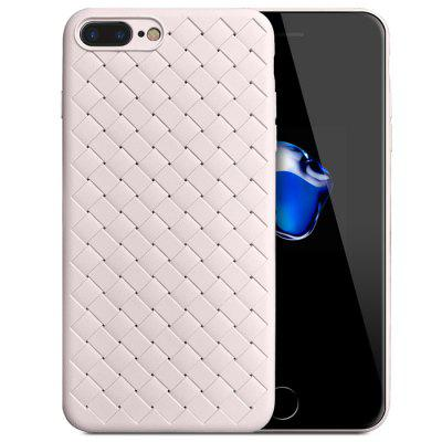 Simple Knit Pattern Mobile Phone Protective Cover Case 186 Free