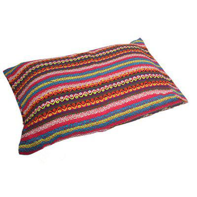 Etniczny styl Camping Portable Pillow Cover
