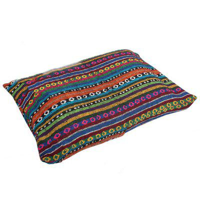 Ethnic Style Camping Portable Pillow Cover