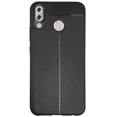 Soft Touch TPU Case with Lichee Pattern for ASUS Zenfone 5 ZE620KL