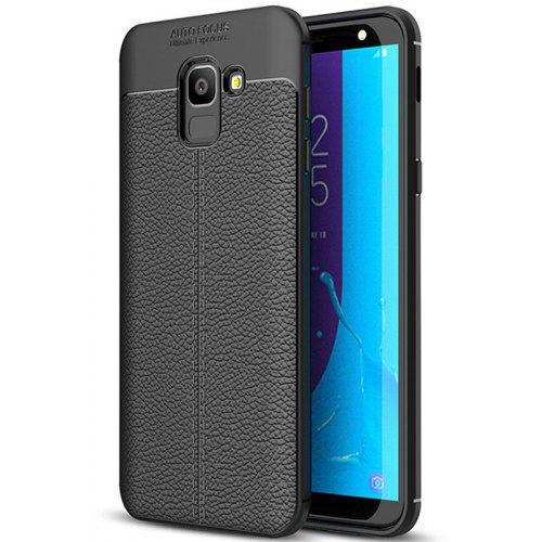 Case for Samsung J6 2018 Shockproof Back Cover Soft TPU