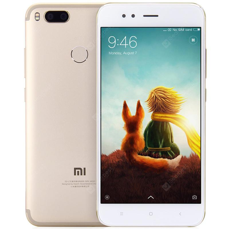 XIAOMI Mi A1 4G 64Go ROM Version Globale - OR