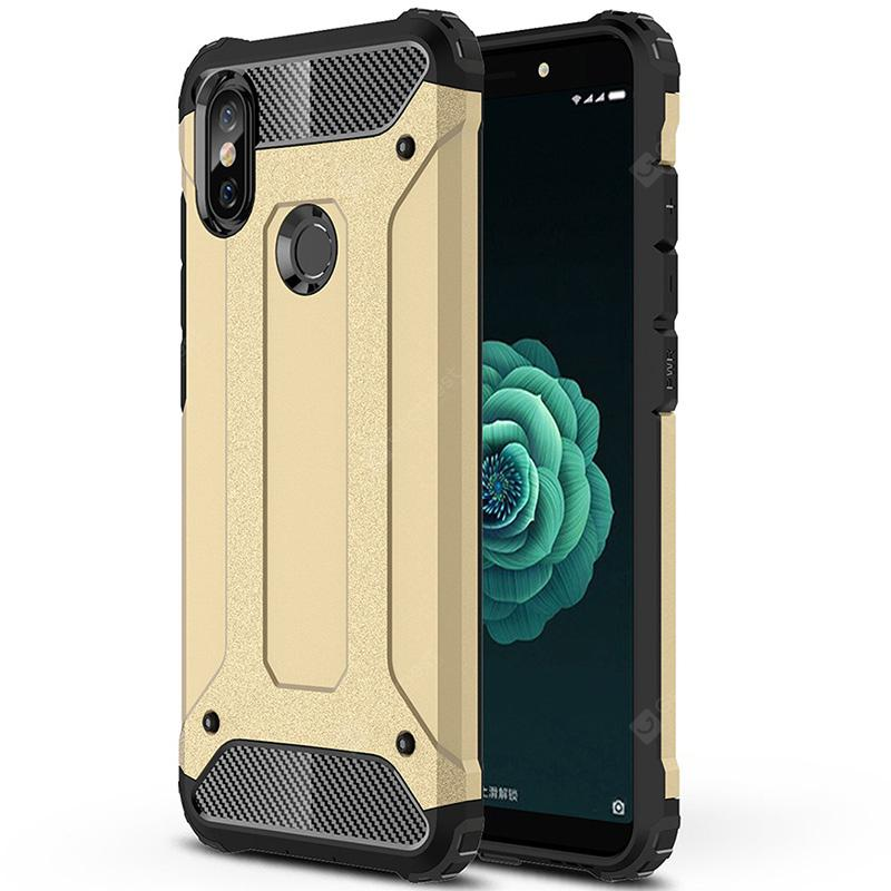 Diamond Armor Shatter-resistant TPU Phone Case for Xiaomi mi 6X