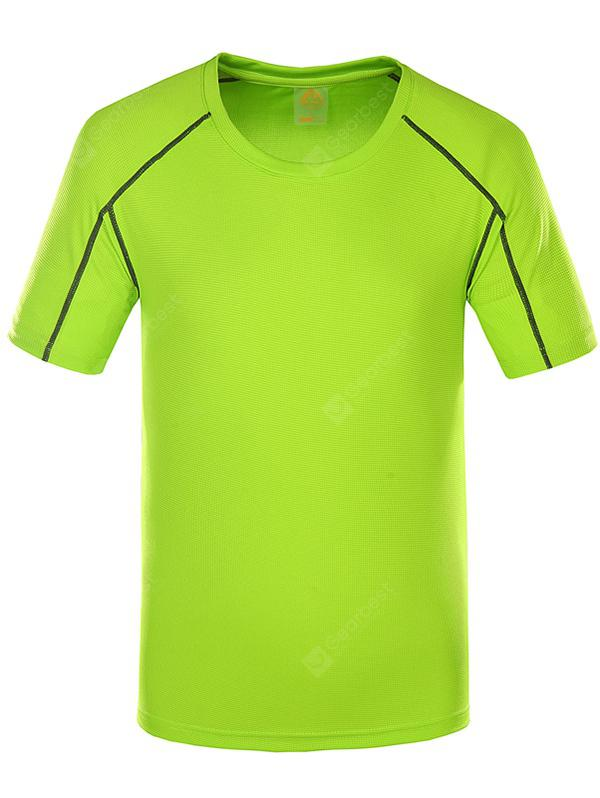 Men Outdoor Quick drying T-shirt