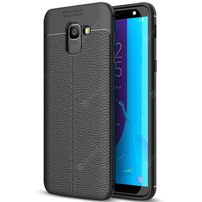best service 6e1db cac1f Case for Samsung J6 2018 Shockproof Back Cover Soft TPU