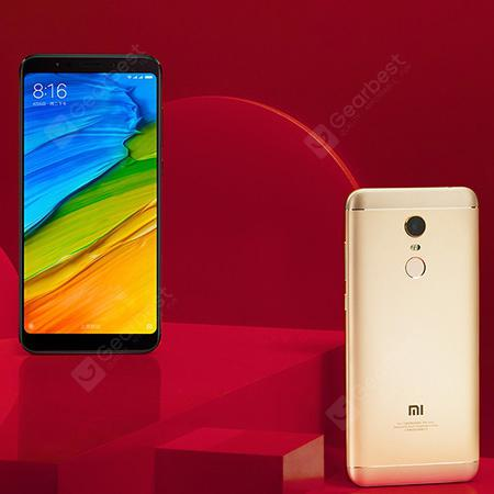 Bons Plans Gearbest Amazon - Xiaomi Redmi 5 Plus Version International