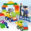 Jeu de jouets de blocs de construction intelligents - MULTI