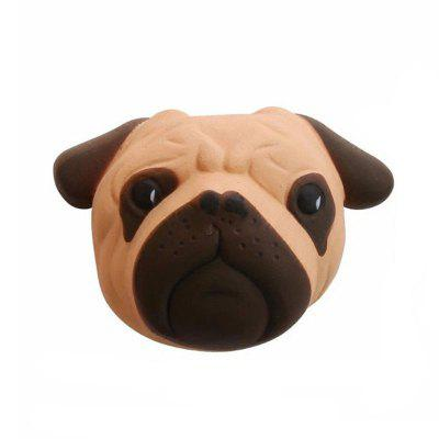 Perfumado Jumbo Squishy Lento Rising Decompression Brinquedos Pug Apaziguador Do Stress Do Cão