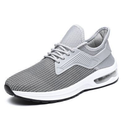 Male Chic Breathable Lace-up Sport Shoes