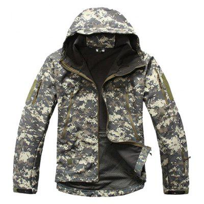 Waterproof Outdoor Military Jacket