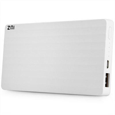 Original ZMI PB810 10000mAh Mobile Power Bank Fast Charging ( Xiaomi Ecosystem Product )