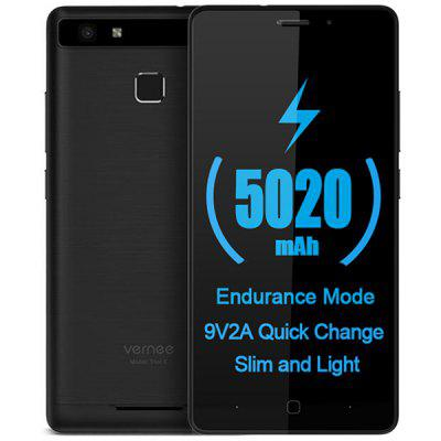 Vernee Thor E 4G Smartphone vernee thor 4g lte 5 0inch hd android 6 0 3gb 16gb smartphone