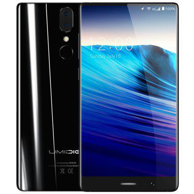 UMIDIGI Crystal 4G Smartphone 4GB RAM Version