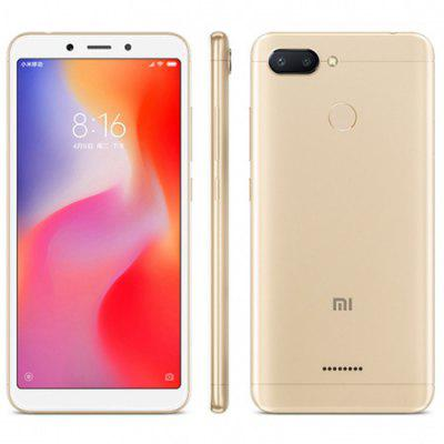 Xiaomi Redmi 6 4G Smartphone English and Chinese Version