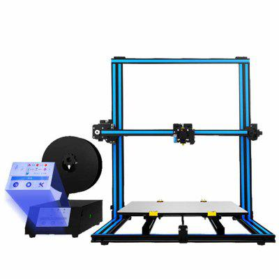Gearbest Tronxy X3SA Quick Installation 3D Printer