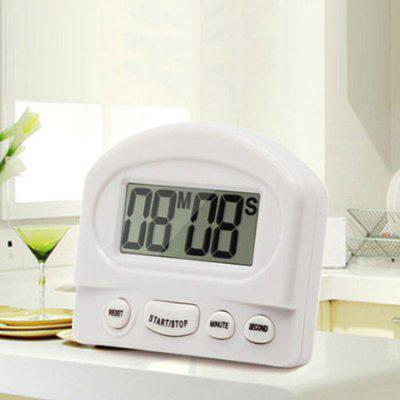 Electronic Alarm Clock Kitchen Dining Room Timer tomato kitchen mechanical timer