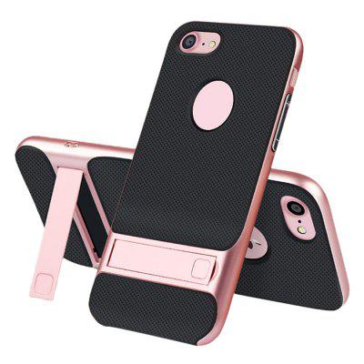 Soft TPU Back Cover Hard PC Bumper Dual layer with Bracket