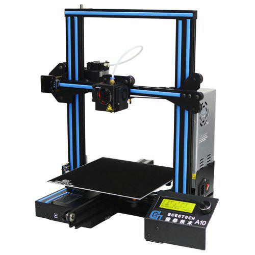 Geeetech A10 Quickly Assemble 3D Printer 220 x 220 x 260mm