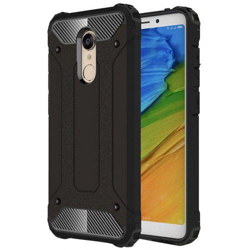 Armor Case for Xiaomi Redmi 5 Plus Silicone and PC Back Cover