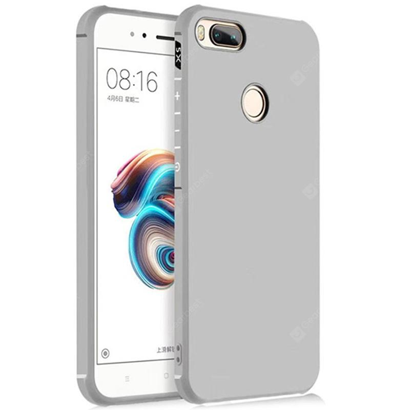 Simple Style Phone Cover Case for Xiaomi Mi A1 / Mi 5X