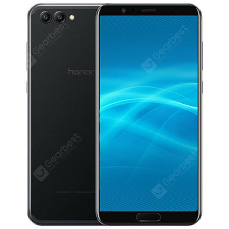 HUAWEI Honor V10 4G Phablet Global Version - BLACK 6+128GO