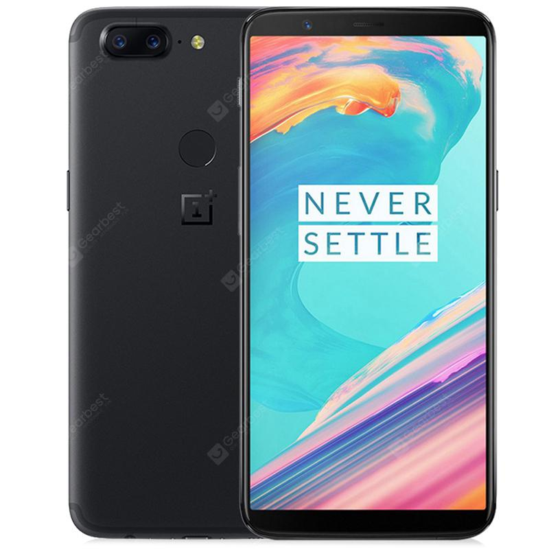 OnePlus 5T 4G Phablet International Version - Black