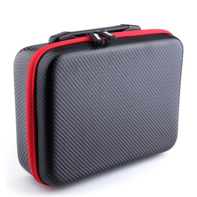 Waterproof PU Leather Drone Case