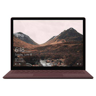 Microsoft Surface Laptop Notebook 13.5 inch a4 large size black business notebook leather notebook surface