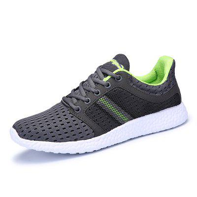 Breathable Lace-up Casual Shoes for Men